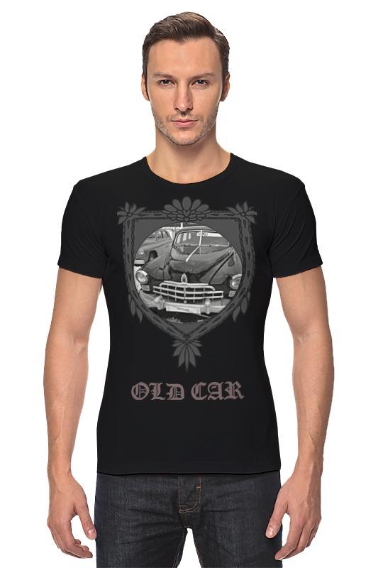 Футболка Стрэйч Printio Old car сумка printio ретро автомобили