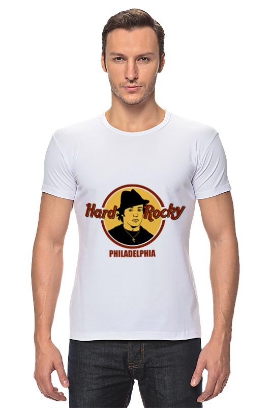 Футболка Стрэйч Printio Hard rocky hard футболка hard