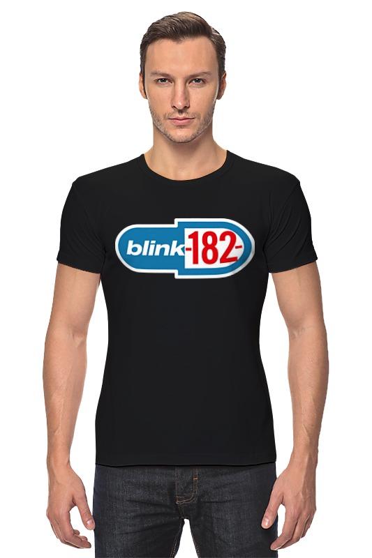 Футболка Стрэйч Printio Blink-182 k52n в южно сахалинске
