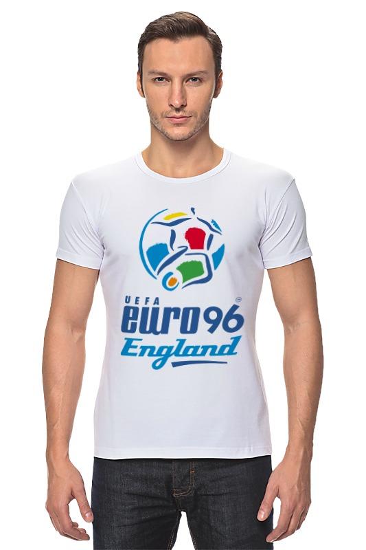 Футболка Стрэйч Printio Чемпиона европы по футболу 1996 год футболка стрэйч printio с пробегом по германии