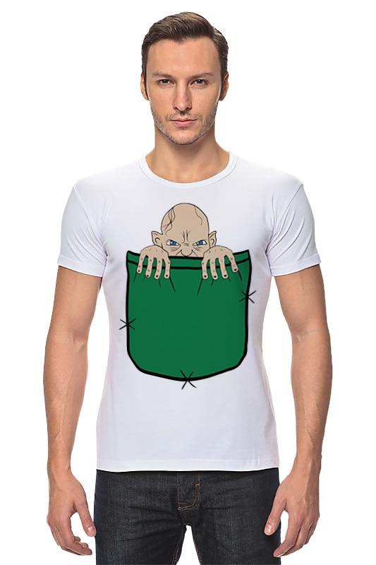 Футболка Стрэйч Printio Голлум (властелин колец) футболка стрэйч printio властелин колец