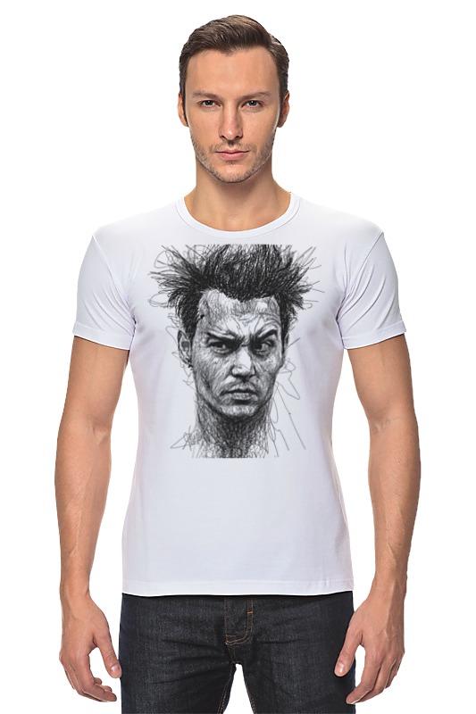 Футболка Стрэйч Printio Johnny depp футболка стрэйч printio johnny depp