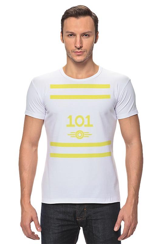 Футболка Стрэйч Printio Убежище 111 футболка стрэйч printio убежище 111
