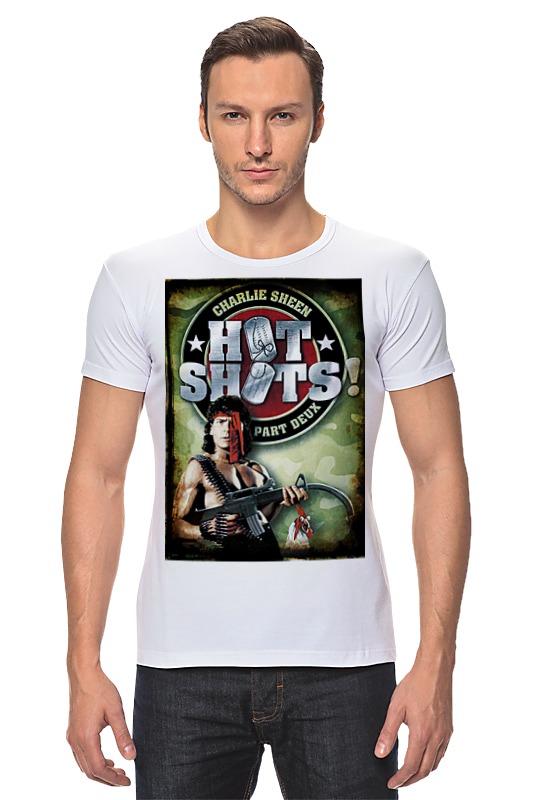 Футболка Стрэйч Printio Горячие головы 2 футболка стрэйч printio 62 2% в саратове