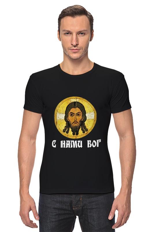 Футболка Стрэйч Printio Святая русь дмитрий орехов святая русь
