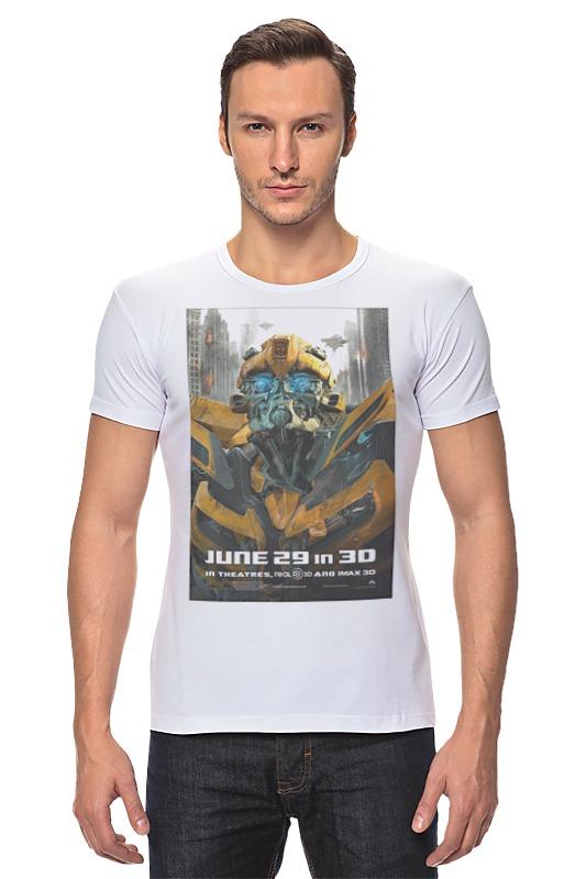 Футболка Стрэйч Printio Transformers / трансформеры