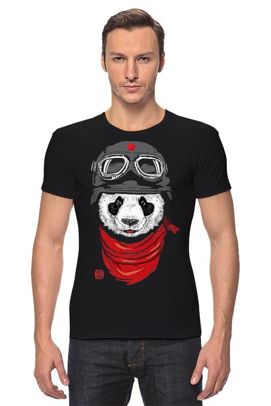 Футболка Стрэйч Printio Панда (panda) футболка стрэйч printio моряк попай