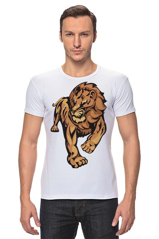 Футболка Стрэйч Printio The lion king футболка стрэйч printio kong is king кинг конг