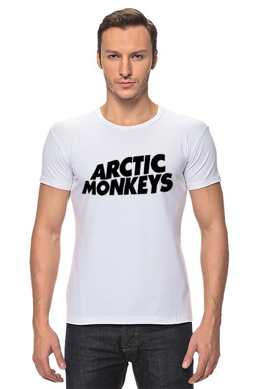 Футболка Стрэйч Printio Arctic monkeys arctic monkeys am