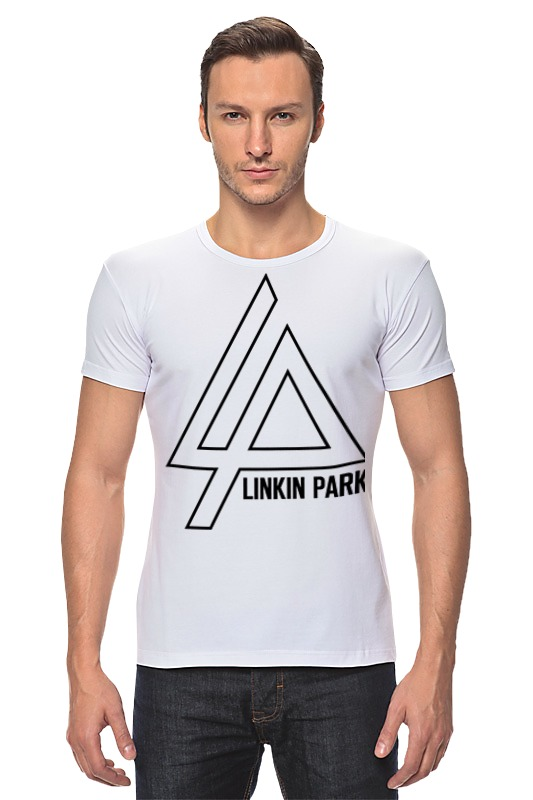 Футболка Стрэйч Printio Linkin park футболка для беременных printio linkin park