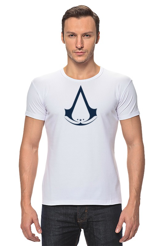 Футболка Стрэйч Printio Assassin футболка print bar shogun assassin