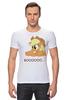 "Футболка Стрэйч (Мужская) ""boooooo"" - pony, mlp, applejack"