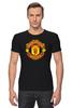 """Футболка Стрэйч """"Манчестер Юнайтед"""" - манчестер юнайтед, manchester united"""