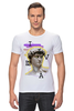"Футболка Стрэйч ""ASS David"" - арт, дизайн, давид, david, michelangelo"