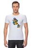 "Футболка Стрэйч ""Breaking Bad x Mario"" - во все тяжкие, хайзенберг, гайзенберг, марио"