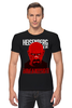 "Футболка Стрэйч ""Heisenberg (Breaking Bad)"" - во все тяжкие, хайзенберг, гайзенберг"