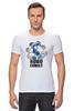 """Футболка Стрэйч (Мужская) """"Символ RoboComics """" - арт, робот, robots, робокомикс, robocomics"""
