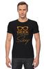 "Футболка Стрэйч (Мужская) ""Geek Sexy"" - очки, geek, секси, гик"