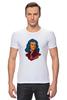 "Футболка Стрэйч ""Ньютон"" - science, наука"