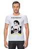 "Футболка Стрэйч (Мужская) ""Marilyn Manson"" - арт, юмор, marylin manson, мерилин менсон"