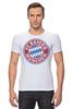 "Футболка Стрэйч ""Бавария Мюнхен"" - футбол, football, футбольный клуб, бавария мюнхен, bayern munich"