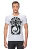 "Футболка Стрэйч ""Guru of trance"" - музыка, арт, стиль, trance, слон, транс, электроника, гуру, guru"