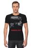 "Футболка Стрэйч ""Blade Runner"" - кино, фильм, фантастика, бегущий по лезвию, blade runner"