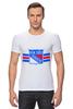 """Футболка Стрэйч """"Нью-Йорк Рейнджерс"""" - хоккей, nhl, нхл, rangers, нью-йорк рейнджерс"""