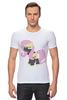 """Футболка Стрэйч """"Ninja Fluttershy"""" - ниндзя, pony, mlp, пони, fluttershy, ninja"""