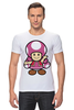 "Футболка Стрэйч ""Toadette (Mario)"" - супербратья марио"
