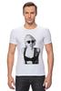 "Футболка Стрэйч ""Lady Gaga"" - девушка, модно, стиль, lady, gaga, певица"