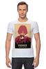 "Футболка Стрэйч (Мужская) ""Bioshock - Elizabeth"" - плакат, биошок, bishock"
