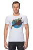 """Футболка Стрэйч """"Флэш."""" - flash, комикс, герой, дс, флэш"""