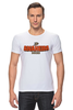 "Футболка Стрэйч ""Anaheim Ducks"" - хоккей, nhl, нхл, anaheim ducks, анахайм дагз"