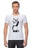 "Футболка Стрэйч ""Панда вандал"" - животные, панда, panda, wwf"