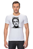 "Футболка Стрэйч (Мужская) ""Edward Snowden"" - америка, россия, цру, edward snowden, эдвард сноуден"