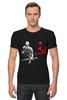 """Футболка Стрэйч (Мужская) """"Ленин"""" - ссср, революция, lenin, ленин"""