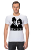 "Футболка Стрэйч ""Братья Блюз (The Blues Brothers) "" - братья блюз"