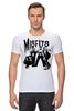 """Футболка Стрэйч """"Misfits """" - punk rock, misfits, punk, панк, анархия"""