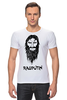 "Футболка Стрэйч (Мужская) ""Rasputin"" - россия, russia, imperia, распутин, rasputin"