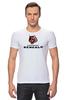 "Футболка Стрэйч (Мужская) ""Cincinnati Bengals"" - тигр, nfl, американский футбол, cincinnati bengals"
