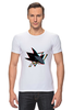 "Футболка Стрэйч ""San Jose Sharks"" - 3d, хоккей, swag, нхл, сан-хосе шаркс"