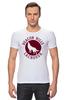 "Футболка Стрэйч ""Teen Wolf - beacon hills"" - волчонок, teen wolf, стилински, beacon hills"