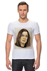 "Футболка Стрэйч ""Ozzy Osbourne "" - портрет, ozzy, оззи осборн, ozzy osbourne, оззи"