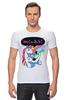 """Футболка Стрэйч """"We Can Do It! (Unicorn)"""" - unicorn, единорог, we can do it"""
