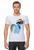 "Футболка Стрэйч ""20 % cooler"" - pony, rainbow dash, mlp, пони, ponies"