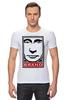 "Футболка Стрэйч ""brand"" - мода, путин, бренд, brand, putin"