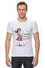 """Футболка Стрэйч (Мужская) """"Скоро стану мамой!"""" - baby, беременность, mother, футболки для беременных, футболки для беременных купить, принты для беременных, pregnant, expecting"""