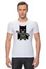 """Футболка Стрэйч """"Бэтмен (Batman)"""" - batman, бэтмен, бетмен"""