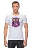 """Футболка Стрэйч (Мужская) """"Cова, owl"""" - сова, совушка, owl, совенок"""